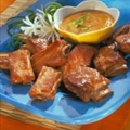 Crispy Mandarin Riblets