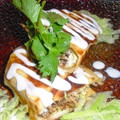 Crispy Tucson Chimichanga