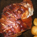 Croatian piglet (odojak u pecnici)