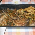 Croatian Samobor pork chops