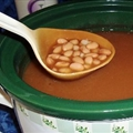 Crock Pot Pintos