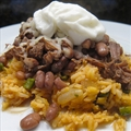 Crockpot Mexican Beef