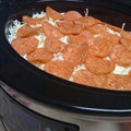 Crockpot Pizza
