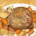 Crockpot Roast Beef