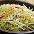 Crunchy Asian Broccoli Coleslaw