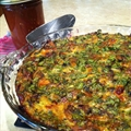 Crustless Quiche from Atkins