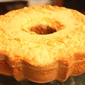 Crusty Pound Cake