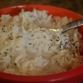Quick Cuban-style White Rice