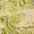 Cucumbers and Cream