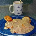 Dads Low(er) Fat Sausage Gravy
