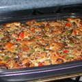 "Dads ""Wakeup Makeup"" Breakfast Casserole"