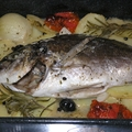 Dalmatian fish casserole