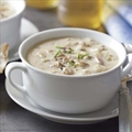 Dan's Crockpot Clam Chowder