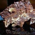 Dark Chocolate Peanut Butter Oatmeal Bars