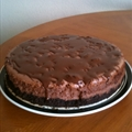 Darrell's Low Fat Chocolate Cheesecake