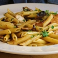 DaVinci Pasta like Cheesecake Factory's
