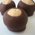 Debbies Buckeyes (peanut butter balls)