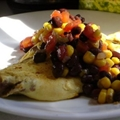 Denise's Tex Mex Omlette