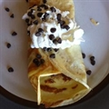 Dessert Crepes