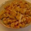 Dinnertime Shrimp Tortellini