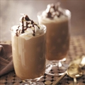 double chocolate frappe