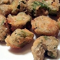 Double-Dipped Fried Okra