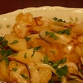 Down-home Country Fried Potatoes with Onions