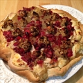 Duff Goldman's Thanksgiving Pizza