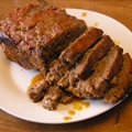 Dutch Meat Loaf From Hunts Tomato Sauce Can