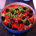 Dutch-Oven Paella