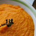 Dutch Yellow Potato and Baby Carrot Puree