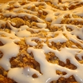 Easy Carrot Crumb Cake