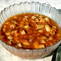 Easy Pasta Fagioli