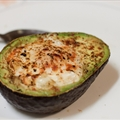 Egg in Avocado 