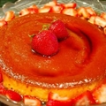 Egg-Milk Custard(Flan)
