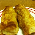 egg roll- chicken