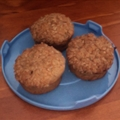 Eggless Banana Muffins