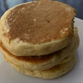 Eggless Pancakes