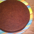Eggless Sponge Cake