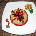 Egyptian shrimp pate