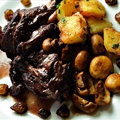 Eight-Hour Coq au Vin