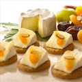 Extra Creamy Brie with Dried Fruit and Almonds