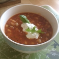 Fassoulada (greek bean soup)