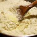 Fauxtatoes/grits- mashed cauliflower