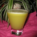 Fennel And Apple Juice For Health