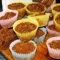 Flax - Bran Muffins