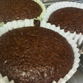 Flourless Chocolate Muffins (Almond Flour)