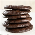 Flourless  Sugar Free Fudge Cookies
