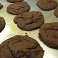 Fluffy Cocoa Cookies