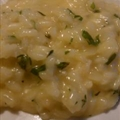 Fresh Herb and Parmesan Risotto